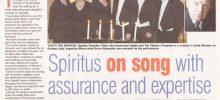 Review - Spiritus